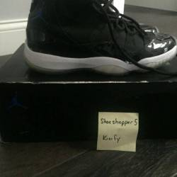 2009 air jordan 11 retro space...