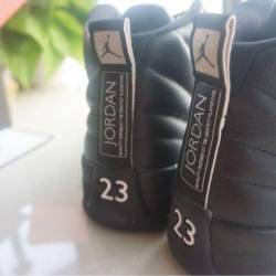 Air jordan 12 master black met...