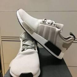 Adidas nmd r_1 cream tan beige...