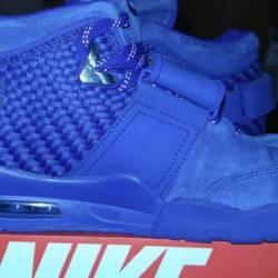 Nike air trainer cruz - rush blue
