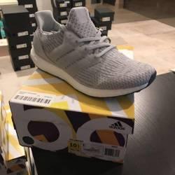 Ultraboost 3.0 clear grey