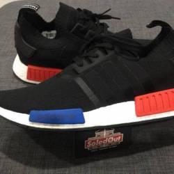 Nmd pk r1 og blue  red black l...