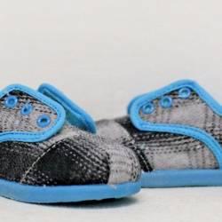 Toms tiny cordones blue pop pl...