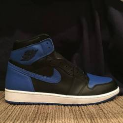 Men s air jordan royal 1 s siz...