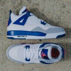 Air jordan 4 deep royal blue
