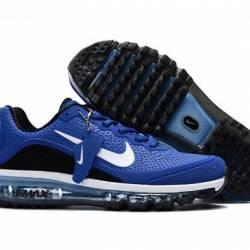 Nike air max royal blue,  blac...