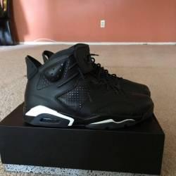 Jordan 6 black cat