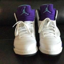 Jordan 5 retro grape