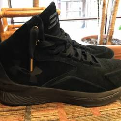Under armour curry lux mid sue...