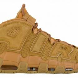 Nike air more uptempo wheat aa...