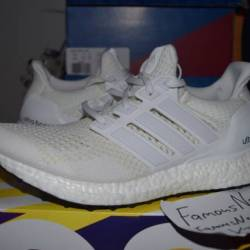 Rare adidas ultra boost triple...
