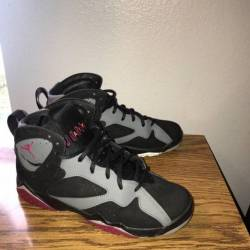 Air jordan 7 retro sports fuchsia