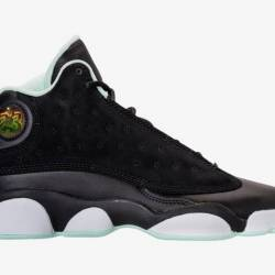 Jordan 13 mint foam gs big kid...