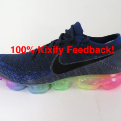 Nike air vapormax be true pride