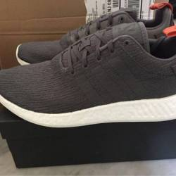 Adidas nmd r2 dark grey