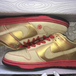 Nike dunk low pro sb money luc...