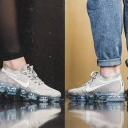 Nike air vapormax pale grey wo...