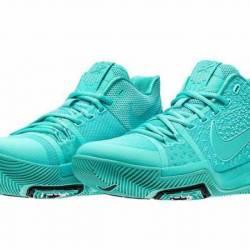 Nike kyrie 3 aqua blue black d...