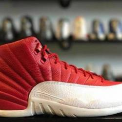 Jordan 12 gym red 11.5 pre owned