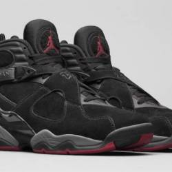 Air jordan 8 cement black gym ...