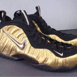 Nike air foamposite pro metall...