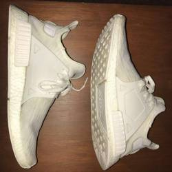 Triple white nmd xr1