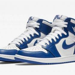 Jordan 1 sail blue kentucky st...