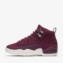 Air jordan 12 retro bordeaux w...