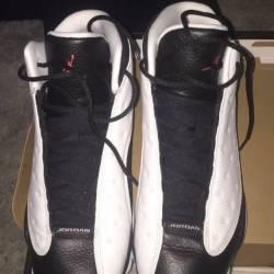 Jordan 13 (he got game )