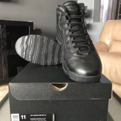 Air jordan retro 10 - new york...