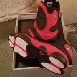 Air jordan 13 retro bred sz 13