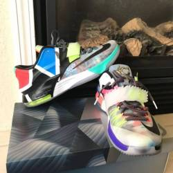 "Nike kd 7 ""what the kd"""