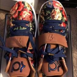 Nike kd vii floral