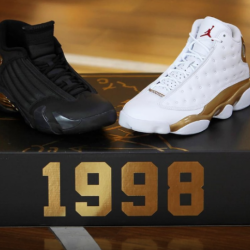 Nike air jordan retro 13 14 dm...
