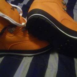 Timberland boot sz 12 new
