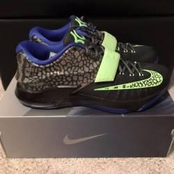 Nike kd 7 - electric eel