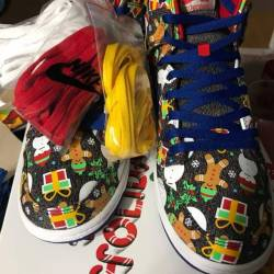 Nike x concepts ugly sweater