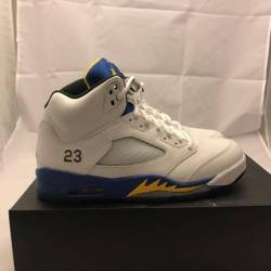 Air jordan 5 laney