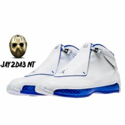 Nike air jordan retro 18 xviii...