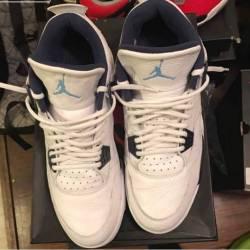 Jordan 4 columbia blue