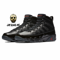 Nike air jordan retro ix (9) b...