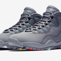 Air jordan x cool grey