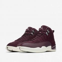 Air jordan xii bordeaux