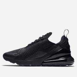 Nike air max 270 triple black ...
