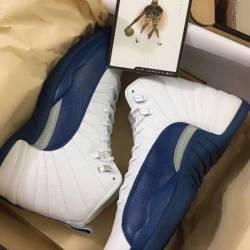 Air jordan 12  french blue