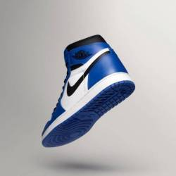 Air jordan 1 game royal (2018)