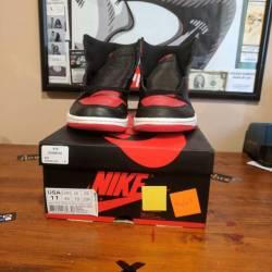 Jordan 1 bred custom