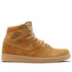 Nike air jordan 1 retro wheat ...