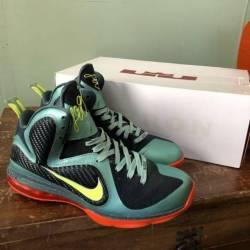 Nike lebron ix 9 cannon sz 10.5