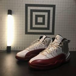 Air jordan 12 cherry